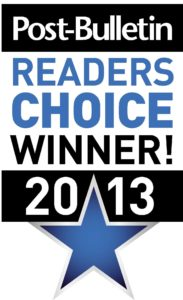 Readers Choice Winner logo 2013
